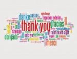 Thank You ~ many languages